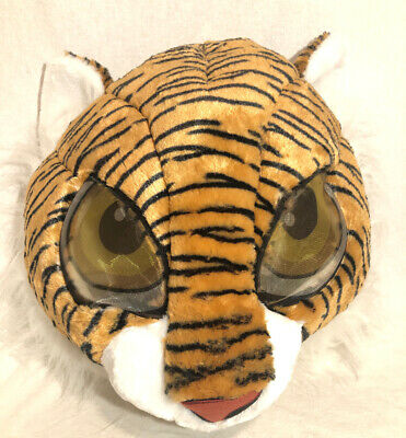 Tiger Maskimal; Large Plush Full-Head Mask Cosplay
