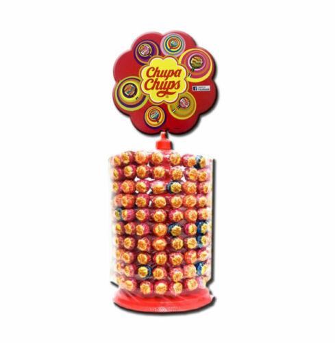 Espositore Dispenser Chupa Chups Original 200 pezzi lecca lecca compleanno