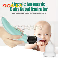 Baby Electric Hygienic Usb Mucus Suction Nose Cleaner For Newborn Infant