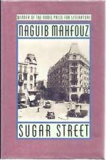The Cairo Trilogy: Sugar Street by Naguib Mahfouz (1991, Hardcover)