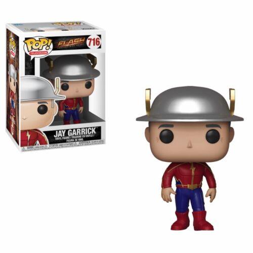 Figurine  FUNKO POP DC Comics Neuf Jay Garrick Boîte Flash TV