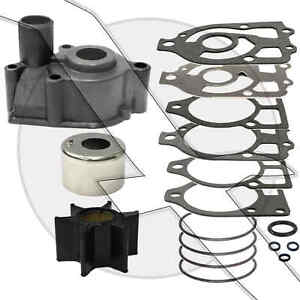 how to change water impeller alpha one