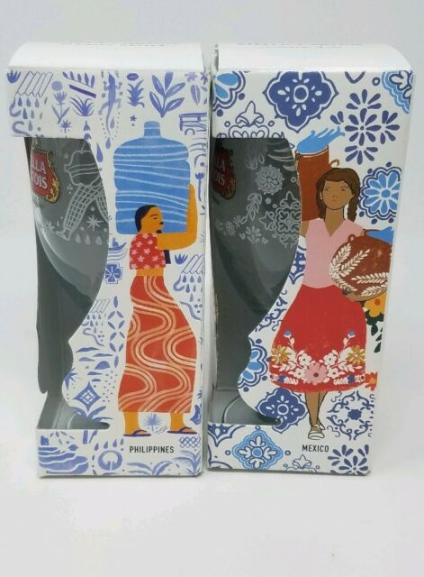Stella Artois Buy A Lady A Drink Limited Edition Mexico Philippines All 2 A5 Ebay