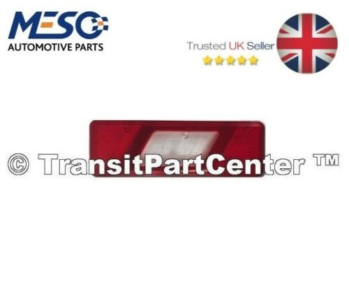 REAR LAMP LIGHT LENS FORD TRANSIT TIPPER CHASSIS CAP PICK UP MK8 RIGHT HAND
