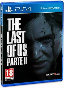 THE-LAST-OF-US-PARTE-2-II-PS4-EU-NUOVO-SIGILLATO-PLAYSTATION-4-ITA-DISPONIBILE