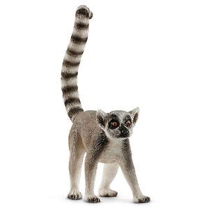 Schleich-14827-Lemur-Monkey-Toy-Model-Animal-New-2019-NIP