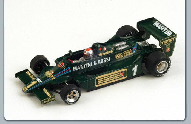 Lotus M.Andretti 1979  1 4Th Long Beach Gp 1 43 Spark S1851 Modellino