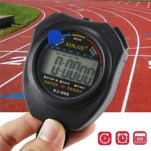 Waterproof-Electronic-Digital-Sports-Stopwatch-Time-Clock-Alarm-Counter-Timer