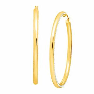 Diamond-Cut-Hoop-Earrings-in-14K-Gold-Bonded-Sterling-Silver