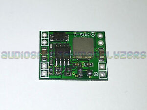 Fixed 5v output MP1584 3A 96% efficiency step down voltage regulator Module - UK