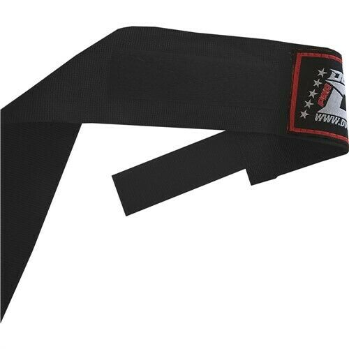 KIDS /& ADULTS LITE BLACK BOXING HAND WRAPS SUPPORTS KICKBOXING TRAINING 2.5m
