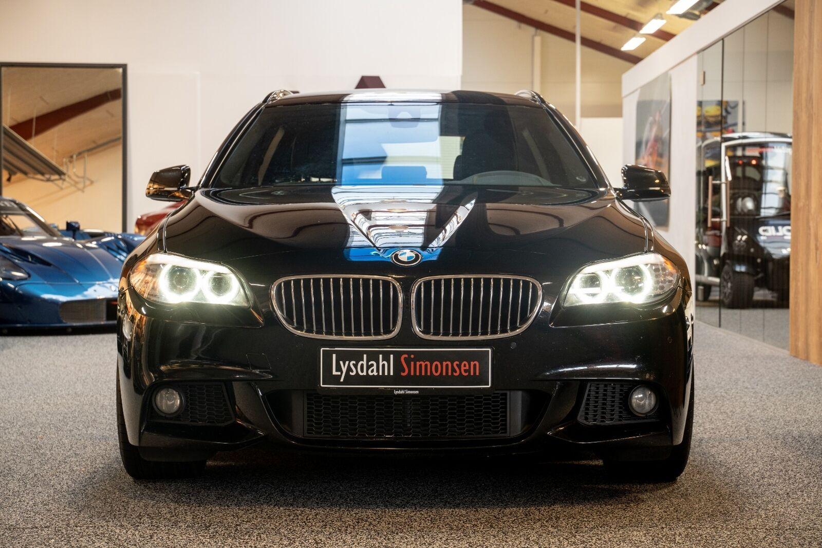 BMW 520d 2,0 Touring M-Sport aut. 5d