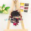 Persona 5 Joker Anne Takamaki Morgana Acrylic Figure Keychain keyring Pendent