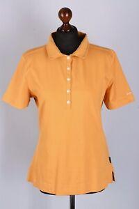 Barbour-Thread-Short-Sleeve-Polo-Shirt-Size-XL-Uk-16