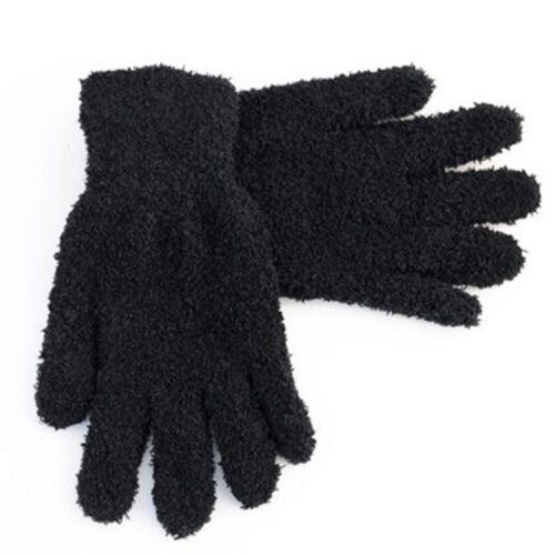 Nouveau Femme//Filles Thermal Snowsoft Magie d/'hiver Gants Taille Unique S/'adapter à toutes les