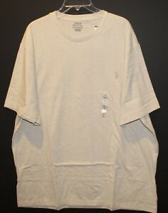 Polo-Ralph-Lauren-Big-amp-Tall-Mens-LT-Light-Gray-Crewneck-T-Shirt-NWT-49-Size-LT