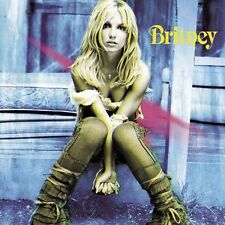 """Britney Spears """"Britney"""" w/ I'm a Slave, I'm Not a Girl, I Love Rock/Roll & more"""