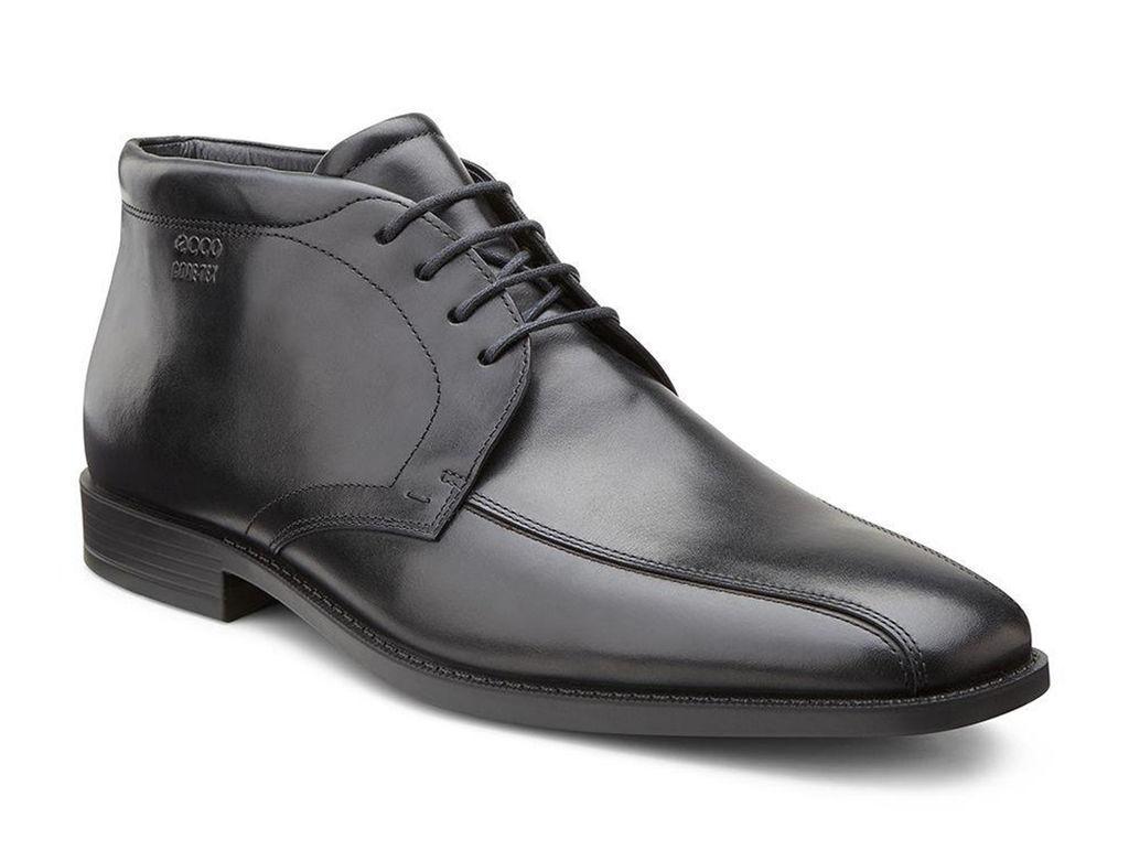 Ecco Edinburgh Men's Chukka stivali(632574-GTX, Slip Resistant, Light Weight)