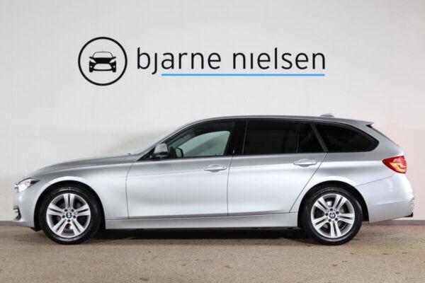 BMW 320d 2,0 Touring Sport Line aut. billede 1