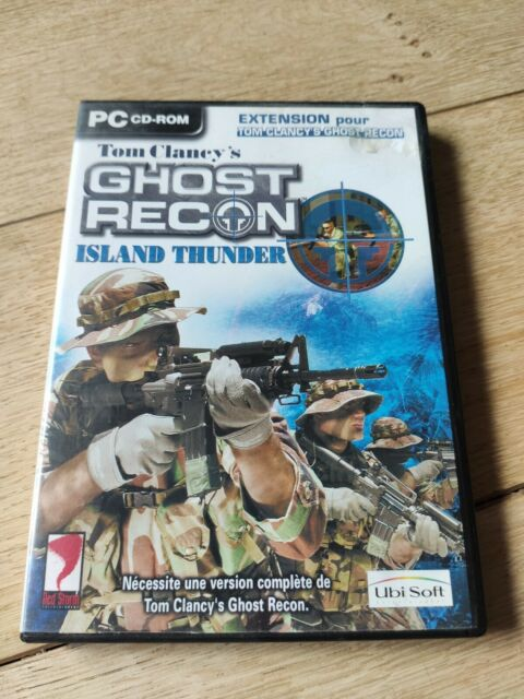 Ghost Recon + Extension Add-on Island Thunder - Jeu pour PC/Windows