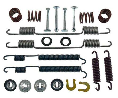 Rear Drum Brake Hardware Kit For 2002-2007 Mitsubishi Lancer 2003 2004 Raybestos