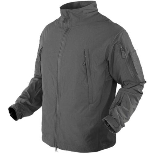 Condor 10617 Tactical Hunting Hiking Vapor Lightweight Windbreaker Jacket Coat