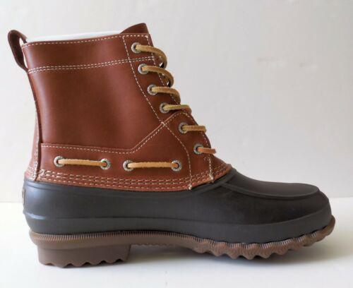 Sperry Top-Sider STS13457' Decoy ' Botas Impermeables Hombre Talla 11.5 M Nuevo