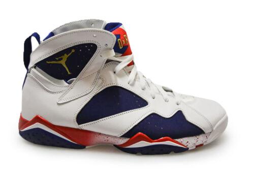 Retro para olyimpic Re 7 Blue Jordan Alternative hombre 123 Air Nike 304775 White IwStqpFc