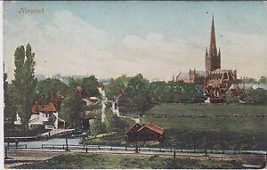 Norwich Vintage Postcard 1905 - Wembley, United Kingdom - Norwich Vintage Postcard 1905 - Wembley, United Kingdom