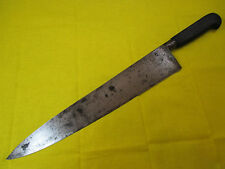 Antique Sabatier Dufresne La Trompette Medaille d Or 11.75 inch Chef's Knife