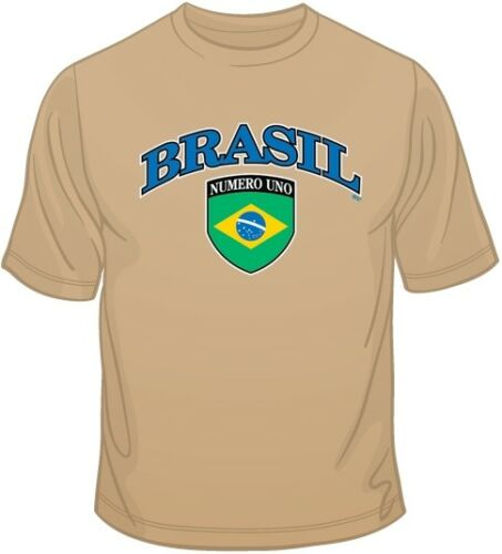 Brasil  T Shirt You Choose Style Color 10855 Size