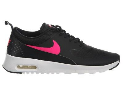 Nike Air Max Thea Big Kids 814444 001 Black Hyper Pink Athletic Shoes Size 6 | eBay