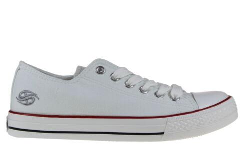 Neu Dockers Damenschuhe Sneaker Schuhe canvas Schnürschuhe 36UR201