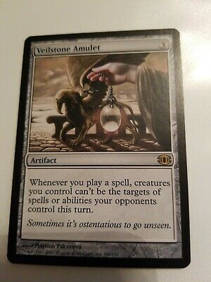 Veilstone Amulet *Rare* Magic MtG x1 Future Sight NM-M