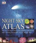 Night Sky Atlas by Robin Scagell (Hardback, 2004)