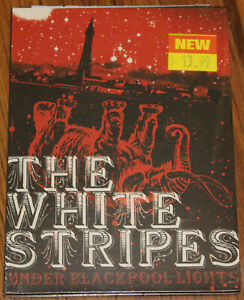 The-White-Stripes-Under-Blackpool-Lights-2004-New-Sealed-DVD