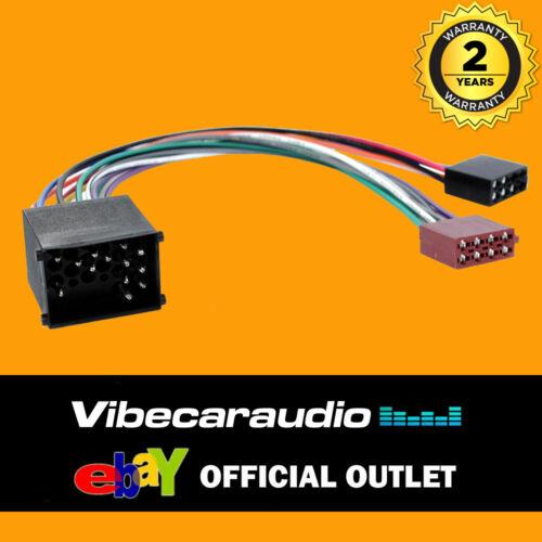 Landrover Freelander 2001-2003 auto estéreo RADIO arnés de cableado ISO Telar CT20LR05