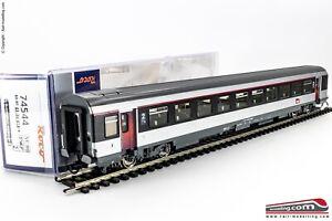 ROCO-74544-H0-1-87-Carrozza-SNCF-034-Corail-034-2-cl-tipo-B11tu-Ep-VI