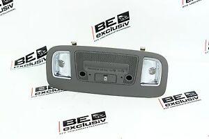 Orig-Audi-Tt-8S-Coupe-LED-Illuminazione-Interni-Lettura-Modulo-Tetto-Frontale