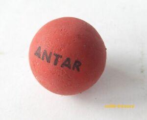 Intelligent Ancienne Petite Balle Publicitaire Antar Vintage MatéRiaux Soigneusement SéLectionnéS