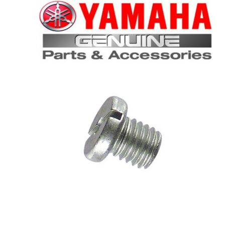 Yamaha Genuine Outboard Gearbox Drain//Fill Screw 90340-08002