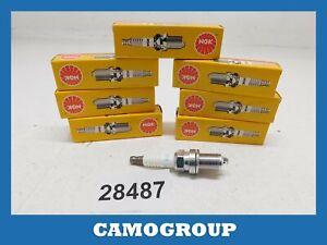7 Pieces Spark Plug NGK Celica Corolla Supra Heavy Duty