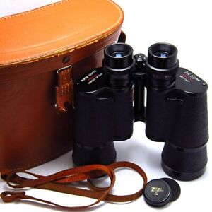 ✅ Super Zenith Prismatic 7x50mm Field 7.1 Vintage binoculars Made in Japan 71367