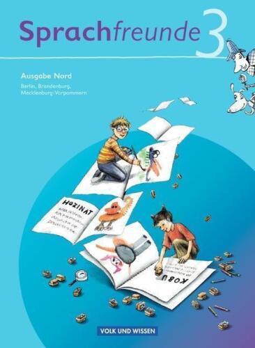 1 von 1 - Sprachfreunde 3. Schuljahr. Sprachbuch. von Heike Bonas, Antje Delonge und Doro…