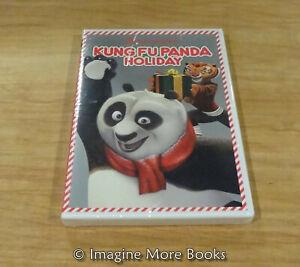 Kung Fu Panda Holiday New Sealed Dvd 37117077434 Ebay