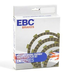 CK4424 EBC Clutch Kit for Kawasaki ER-5, ZZR400, EN500, ZXR750H, KLX650 C1-C3...