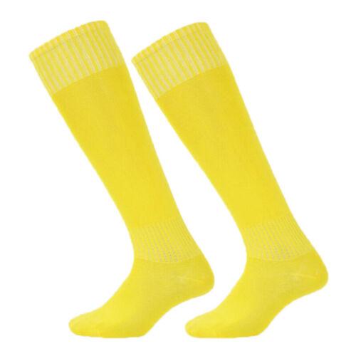 Teenager Sports Football Soccer Long Socks Baseball Hockey Over Knee High TEUS