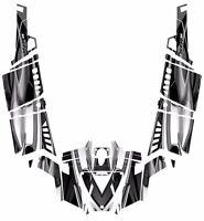 Polaris Rzr 900 Xp4 Graphics 2011 - 2014 Kit Pro Armor 4 Doors 3000 Black Metal