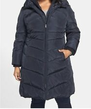 Jessica Simpson Women's Winter Down parka puffer quilted coat jacket plus 1X new