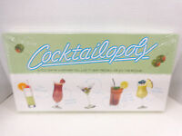 Cocktailopoly Board Game In Sealed Box